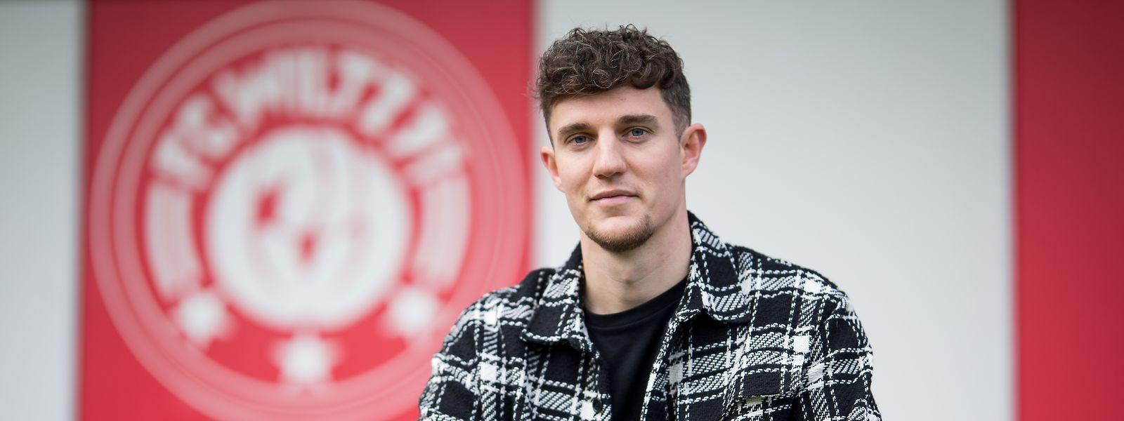 Chris Philipps spielt ab Februar 2021 in der BGL Ligue für Wiltz.