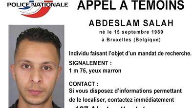 Abdeslam Salah, 26 anos, nasceu na Bélgica, mas tem nacionalidade francesa. Vivia em Molenbeek, em Bruxelas. Terá coordenado a parte logística dos atentados
