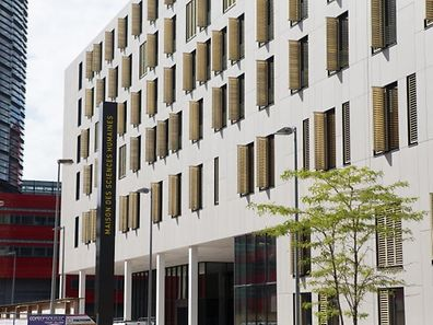 Das Forschungsinstitut Liser ist Ende 2015 nach Belval umgezogen.