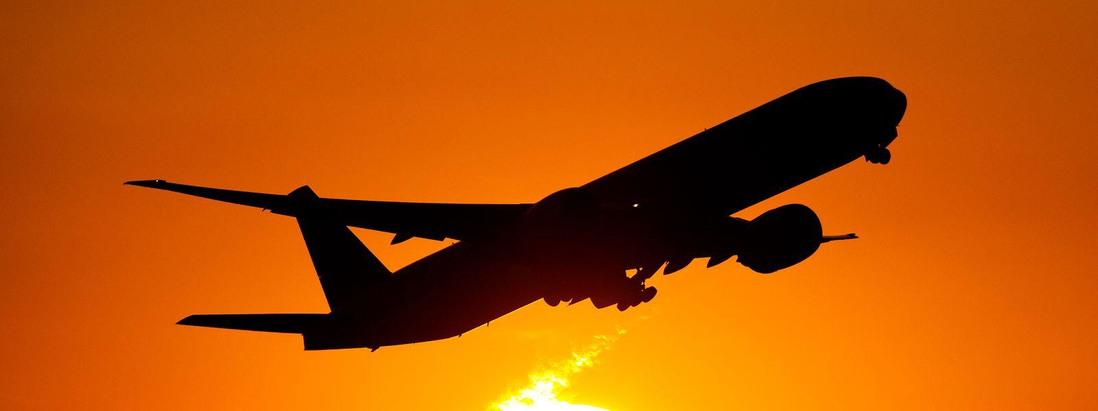 Die Boeing 777 musste auf Hawai zwischenlanden.