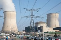 Lok , Bilanzpressekonferenz Atomzentrale Cattenom ,Thierry Rosso, Directeur du CNPE de Cattenom , EDF ,Foto: Guy Jallay/Luxemburger Wort