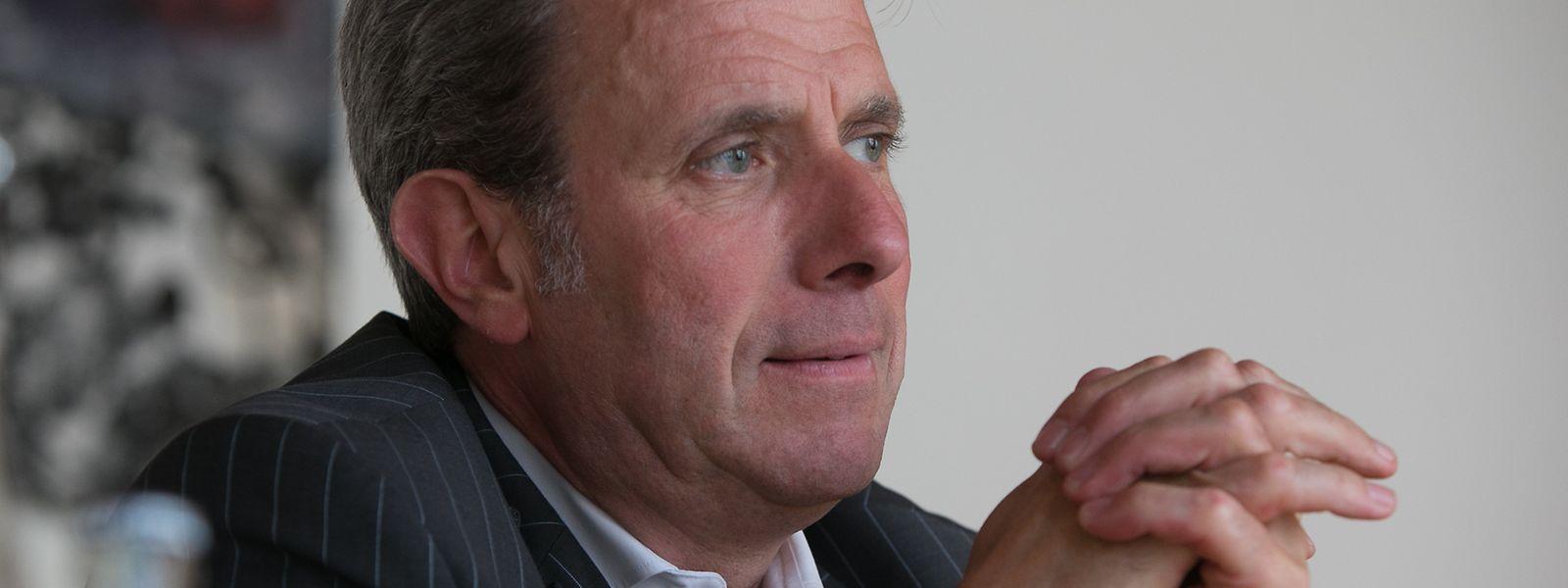 Felix Eischen wurde nach den Gemeindewahlen von 2017 Bürgermeister in Kehlen.