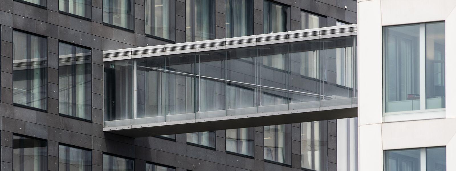 Derrière les vitres des bâtiments de la Place sont gérés pas moins de 4,7 milliards d'euros d'actifs.