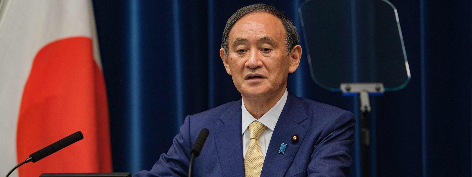 En début de journée, le Premier ministre Yoshihide Suga espérait encore pouvoir accueillir du public sur les gradins, dans des jauges très restreintes.