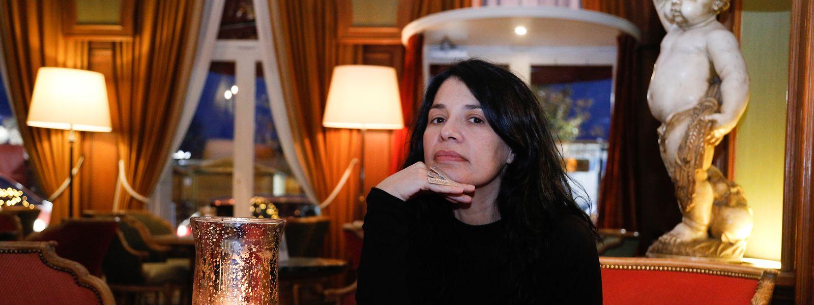 Teona Strugar Mitevska stellte ihren Film auch in Luxemburg vor.