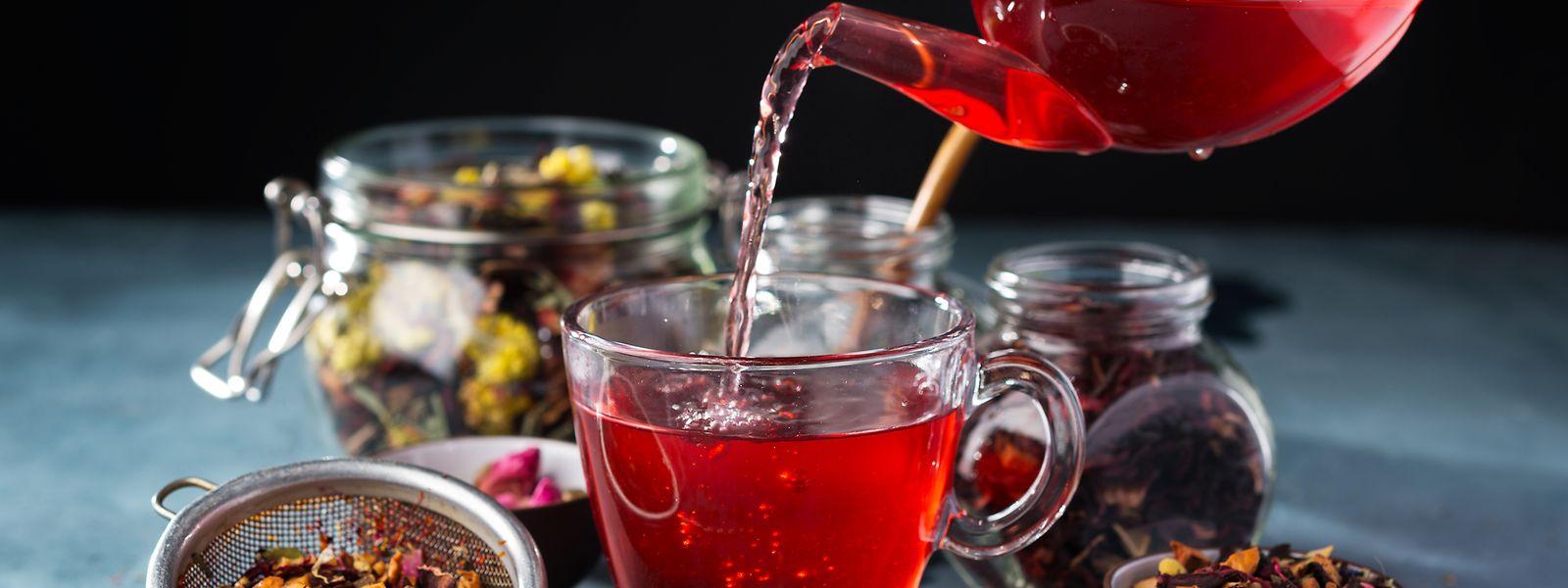 """""""Abwarten und Tee trinken"""", heißt es in einem Sprichwort. Gerade im Herbst und Winter greifen viele Menschen gerne zu dem Heißgetränk."""
