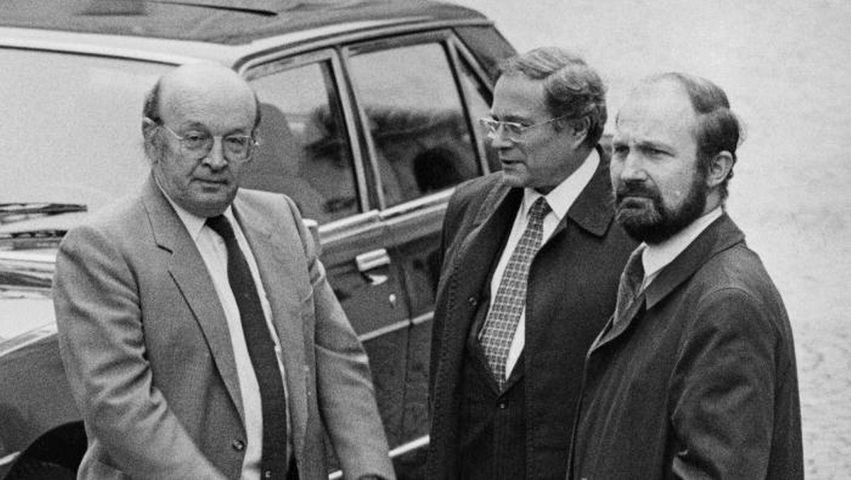 Joseph Heinen, Adrien Meisch et Charles Dondelinger