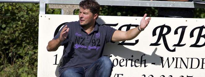 Marc Chaussy n'exclut pas de redevenir un jour entraîneur au Luxembourg