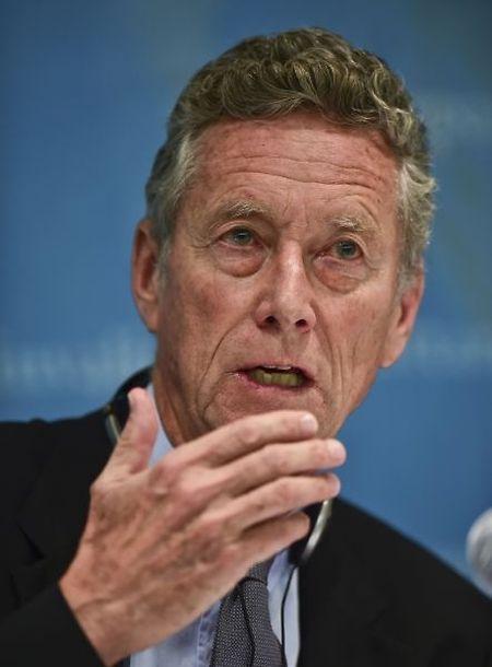 Olivier Blanchard vom IWF sieht die Schwierigkeiten in China als neues Risiko für die Weltwirtschaft.