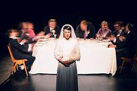 """Schauspielerin Chloé Winkel spielt die Hauptrolle in """"Breaking the Waves"""" am Grand Théâtre. Das Stück basiert auf dem gleichnamigen Film und wurde bereits für Theater und Oper inszeniert."""