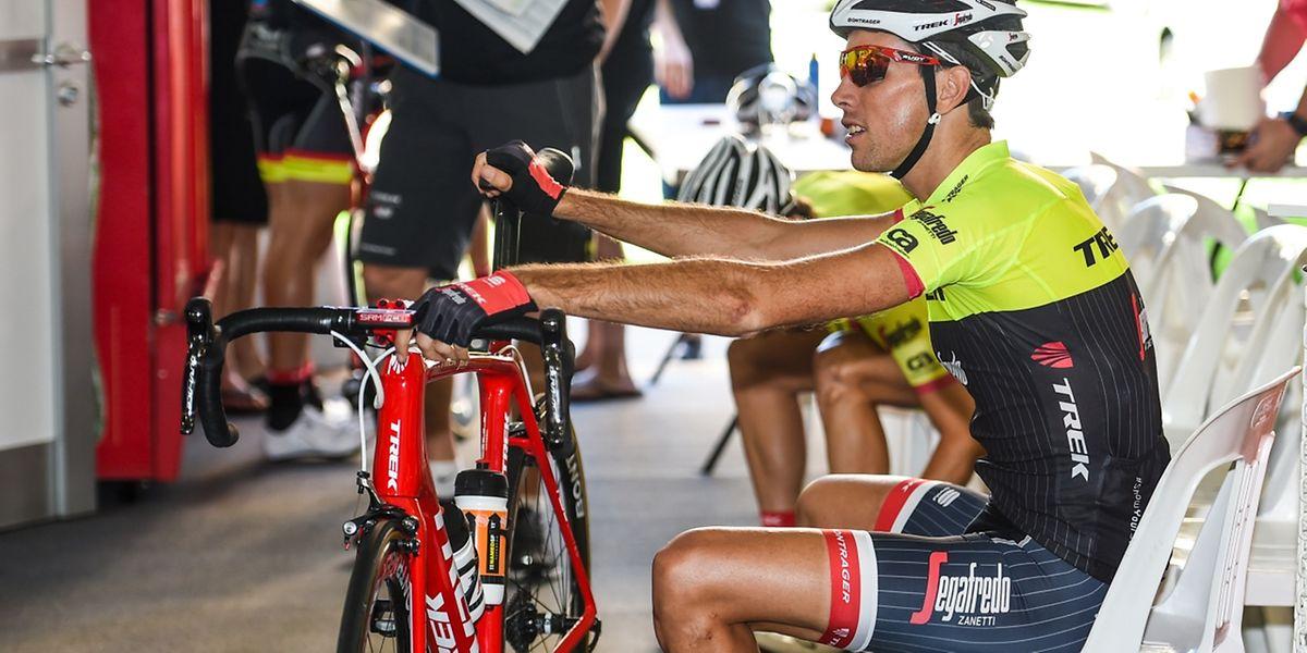 Laurent Didier dans les starting blocks, le Dippachois est au départ du Tour Down Under, premier rendez-vous du WorldTour.