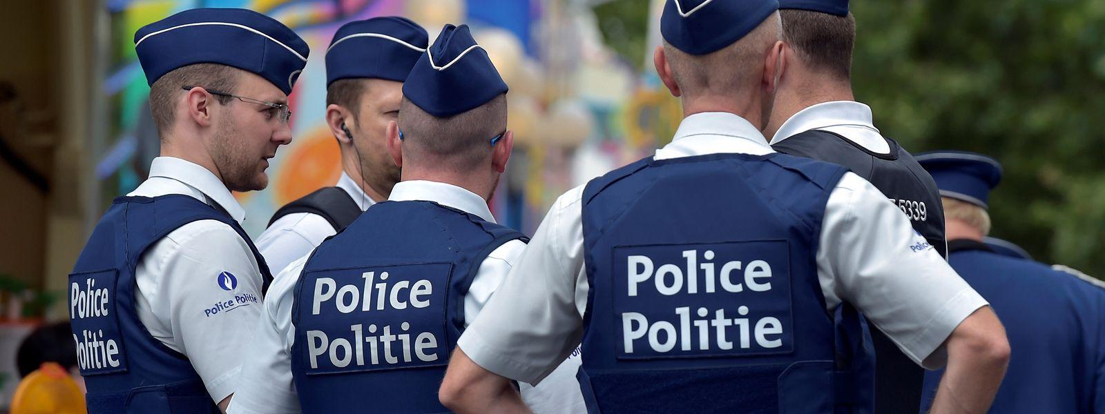 Die belgische Polizei musste in Corona-Zeiten unter schwierigen Umständen ermitteln.