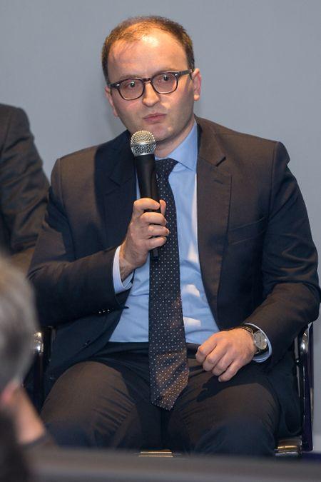 Tamaz Georgadze, CEO, de SavingGlobal