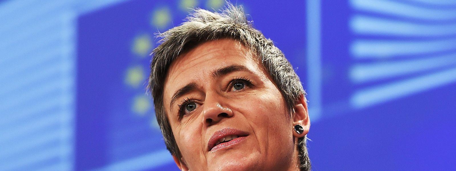 Wettbewerbskommissarin Margrethe Vestager geht gegen die Steuervermeidung von Großkonzernen vor.