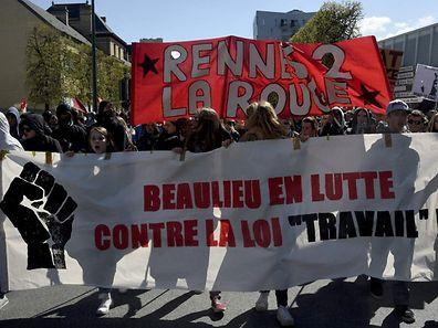Les étudiants de Rennes 2 mobilisés jeudi
