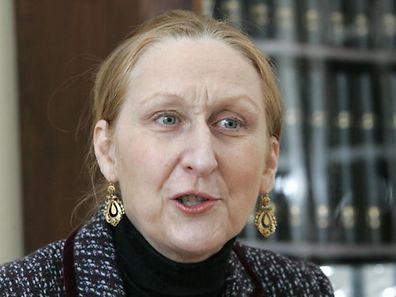 """Die CSV-Abgeordnete Christine Doerner steht dem Unterausschuss """"Scheidung"""" vor."""