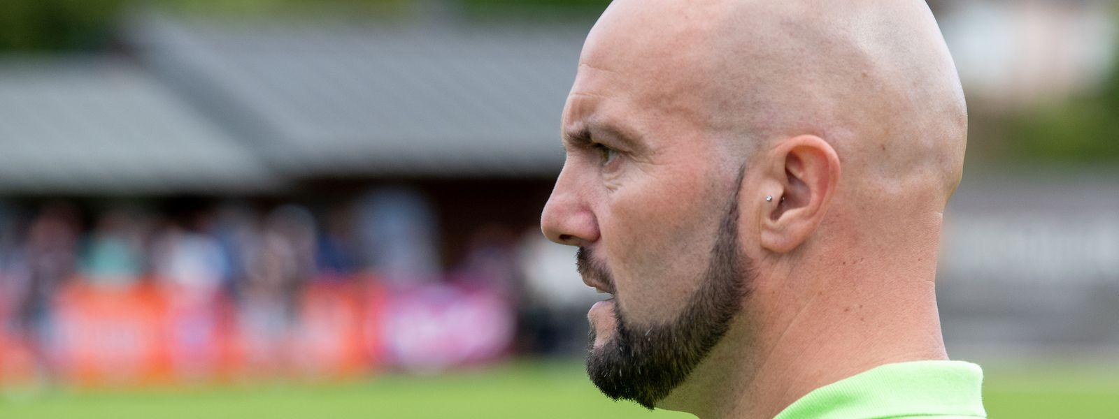 O treinador português deixou o comando do Lorentzweiler, depois de passagens pelo Steinsel, Mondercange e Hamm Benfica.