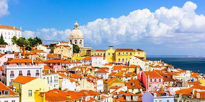 Lisbon, set between seven hills on the atlantic coast combines city and beach life