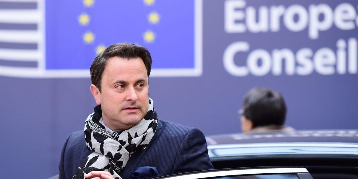 Le Premier ministre luxembourgeois, Xavier Bettel, s'est montré ferme et a déclaré qu'il n'y aurait pas de cadeaux pour les Britanniques.