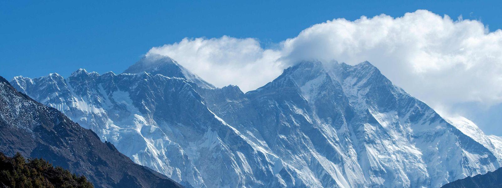 Der Mount Everest - ebenso tückisch wie faszinierend.