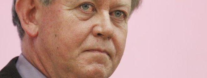 LSAP-Fraktionspräsident Alex Bodry will sich nicht unter Druck setzen lassen.