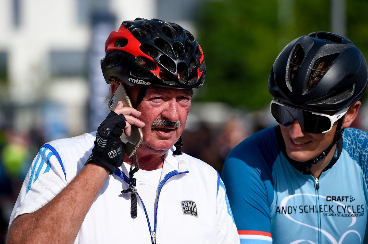 Jean Asselborn est déterminé à remonter sur son vélo et à faire son «tour de France» cet été.