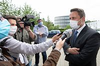 Alles andere als medienscheu, doch wenn es um Informationszugang und Transparenz geht, duckt Medienminister Xavier Bettel sich bislang weg.