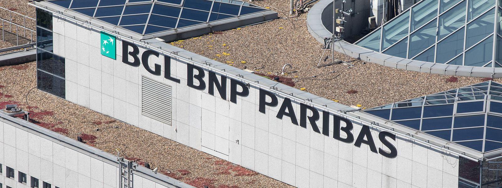 Wi , 100 Jahre Banque Generale , BGL-BNP-Paribas , Siege Kirchberg Foto: Guy Jallay/Luxemburger Wort