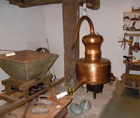 Visite guidée du Musée Vivant des Vieux Métiers