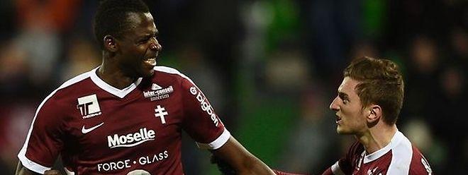 Cheick Diabaté va retrouver Bordeaux, son ancien club, avec une envie débordante de bien faire.