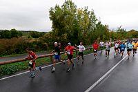 Laeufer / Leichtathletik, Route du Vin / 29.09.2019 / Remich / Foto: Christian Kemp