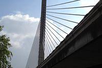 Au Luxembourg, il n'existe pas de structure similaire au viaduc de Gênes.