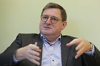 Wirtschaft, Interview mit ABBL-Interims-Präsident Yves Maas, foto: Chris Karaba/Luxemburger Wort