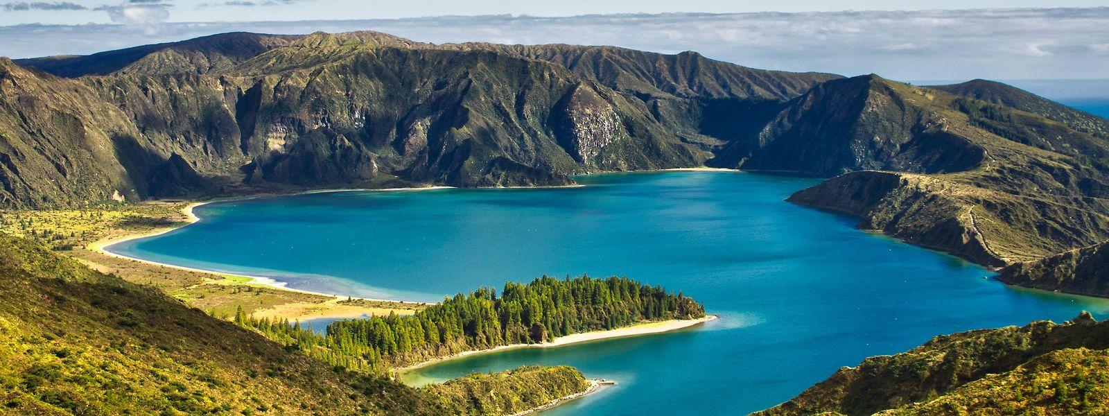 Açores foram distinguidos como o Melhor Destino de Turismo de Aventura.