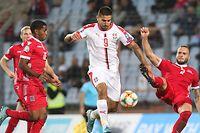 Aleksandar Mitrovic bereitete den Luxemburgern im September im Stade Josy Barthel so manche Probleme.