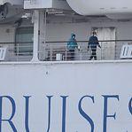 Coronavírus. Japão permite que passageiros mais velhos saiam de cruzeiro em quarentena