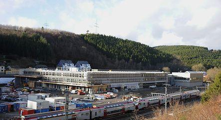 de Lycée Eduard Steichen zu Cliärref