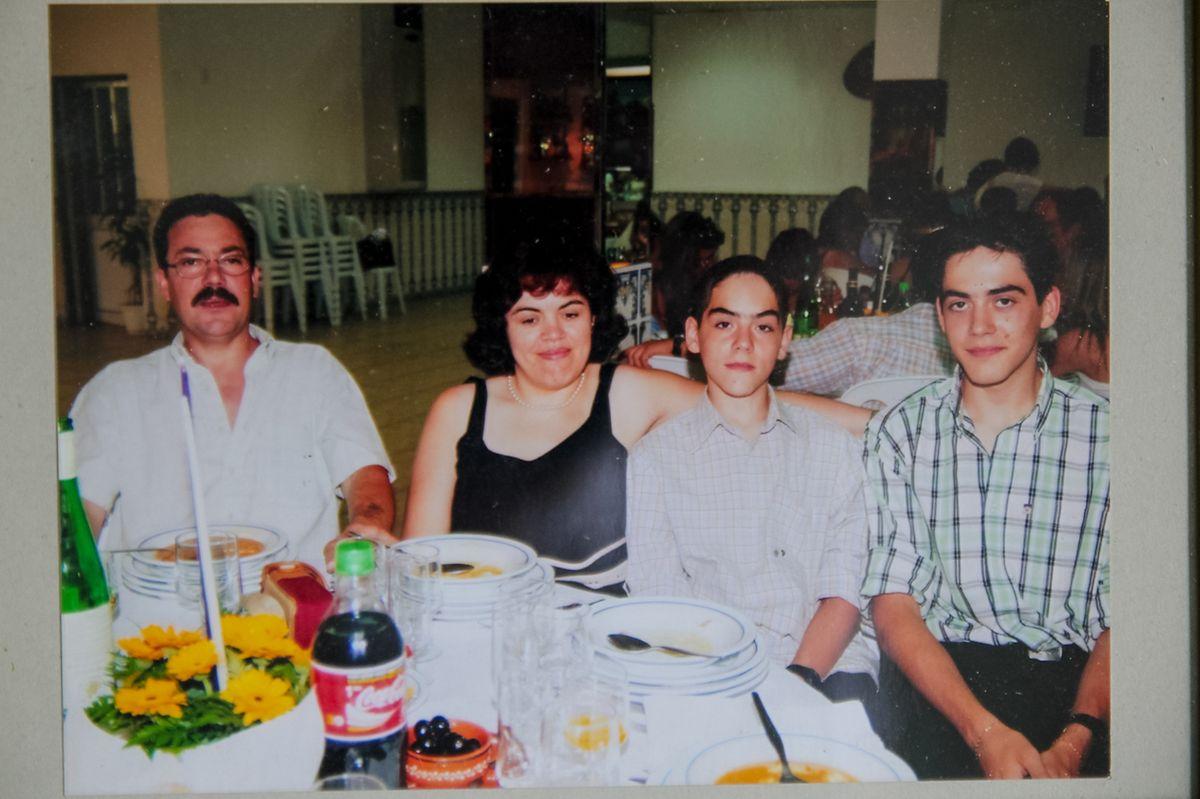 A família Oliveira.