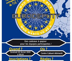 Euroquiz: Who wants to be a Eurodeputy? @Altrimenti