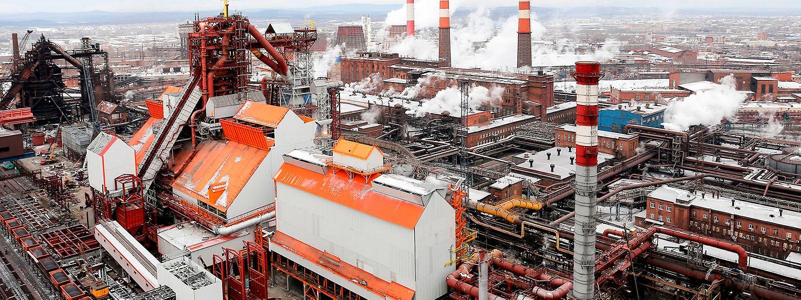 Paul Wurth-Technologien wurden beim neuen Hochofen von Evraz NTMK in Russland benutzt.