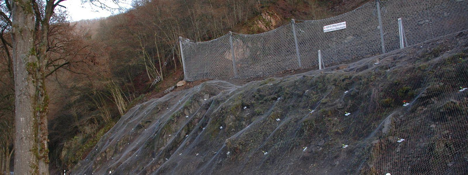 Seit Montagnachmittag 15 Uhr ist die N27 zwischen Erpeldingen und Michelau wieder ohne Umleitung befahrbar.