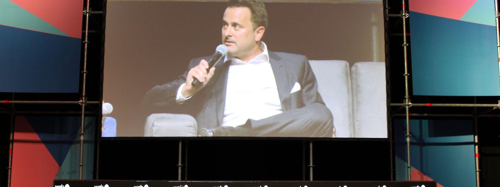Le Premier ministre a vanté les mérites du Luxembourg en ce qui concerne le numérique et les facilités offertes aux entreprises
