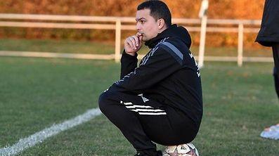 Carlos Pereira est le nouvel entraîneur du FC Bastendorf. Il devra composer avec un groupe chamboulé.