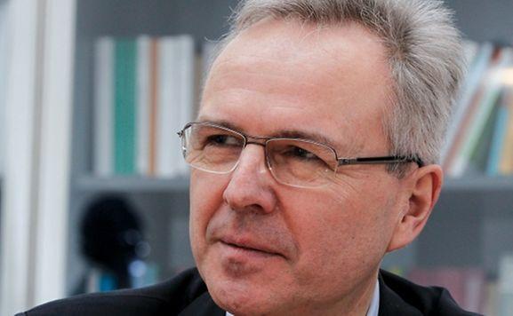 Rainer Klump, der neue Rektor der Universität Luxemburg.