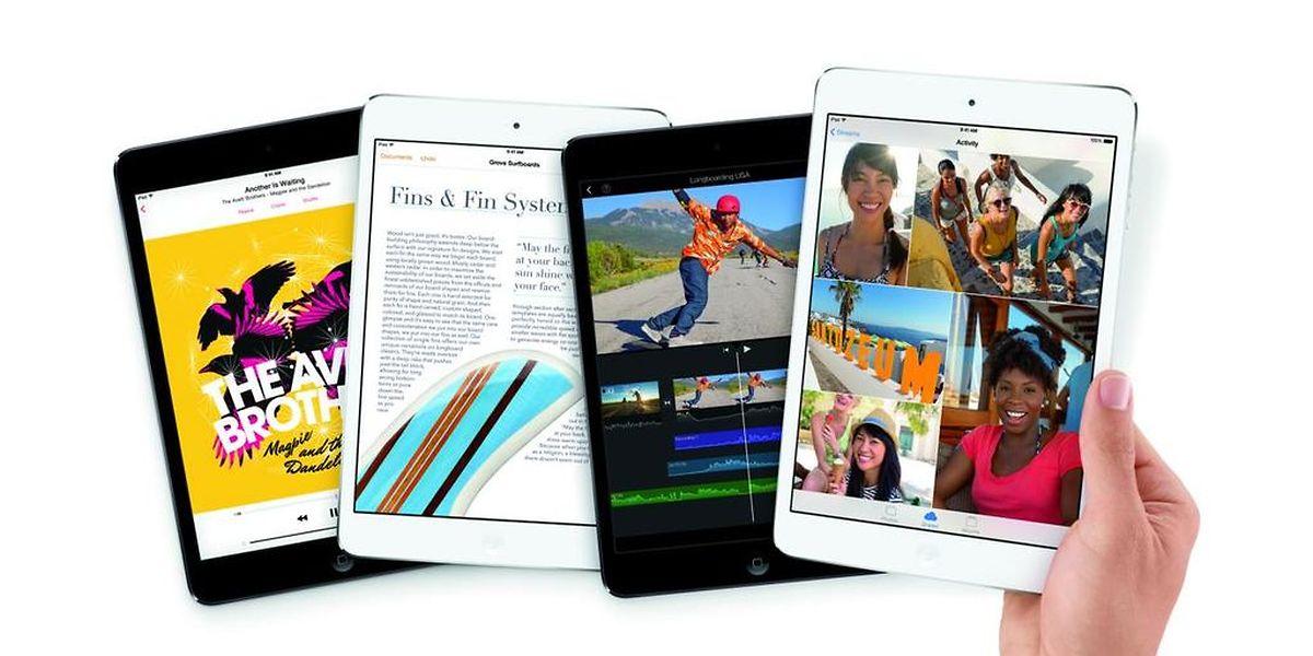 iPad mini (Foto) oder iPad Air - die Fans des US-Herstellers warten sehnsüchtig auf einen Nachfolger