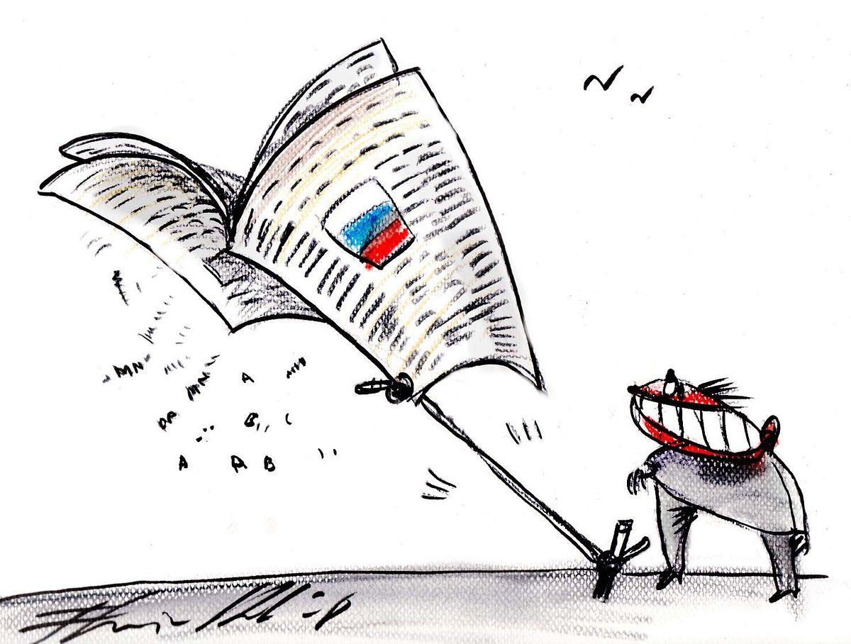 Schon lange steht die russische Politik mit den Medien auf Kriegsfuß. 2008 führte die Regierung erstmals verschärfte Mediengesetze ein.