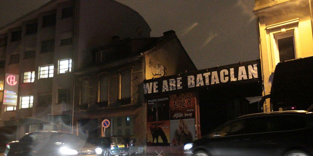 We are Bataclan, l'hommage de l'Atelier aux victimes des attentats de vendredi.