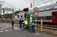 In Luxemburg gibt es 117 Bahnübergänge. Sie sollen aber nach und nach verschwinden. Die CFL rief gestern am International Level Crossing Awareness Day zur Vorsicht an diesen Gefahrenstellen auf.