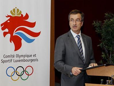 André Hoffmann stimmte nicht gegen Weißrussland.