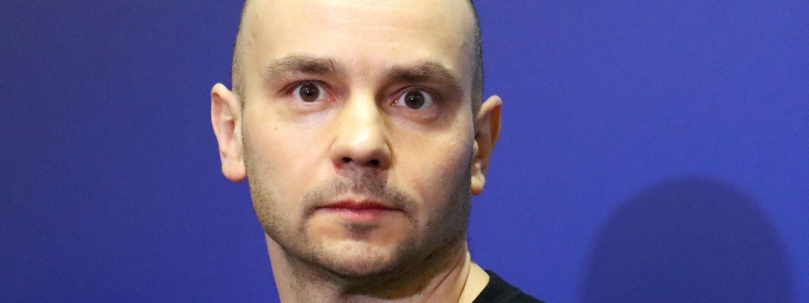 """Andrej Piwowarow hatte bis vor kurzem die kremlkritische Organisation """"Offenes Russland"""" geleitet."""